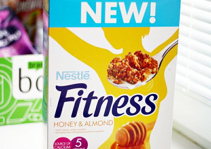 Nestlé Fitness Med a mandle - nejlépe hodnocený produkt prosincového boxu!