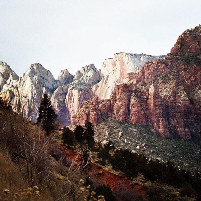 Heute neu im Blog: #thebigfour #nationalparks #usa #amerika #rundreise #schnee #western #bonanza #ponderosa #utah #arizona #coloradoriver #nevada