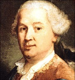 Carlo Goldoni, 1707-1793, Italy.  Key works:  The Servant of Two Masters (1745); The Two Venetian Twins (1745); The Liar (1751); The Mistress of the Inn (1751).