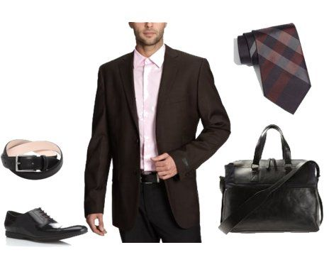 Business Professional Dress Code for Men