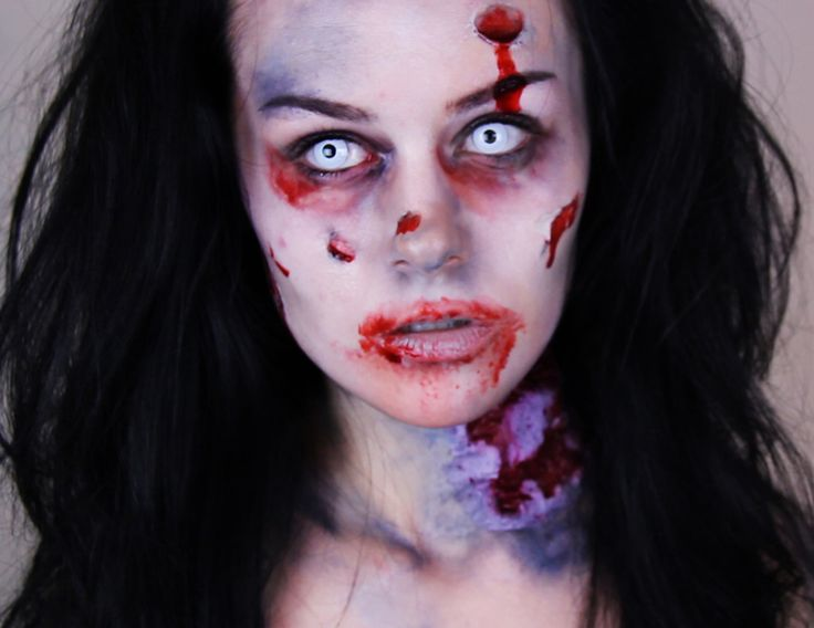 16 best images about Zombie on Pinterest Chewing gum, Easy - zombie halloween ideas