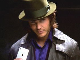 Taylor Kitsch as Gambit from X-Men Origins: Wolverine