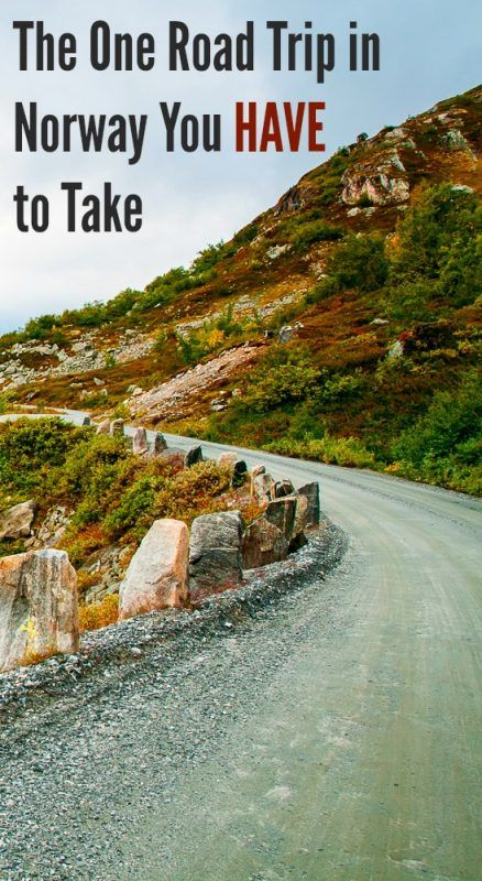 With its stunning fjords, mountains, and valleys, Norway is the perfect place for a road trip. And if you do decide to drive through Norway, you absolutely have to include a trip along this breathtaking road.
