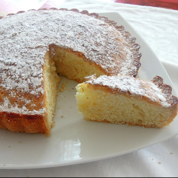 Torta Paradiso by SandraD on www.ricettario-bimby.it