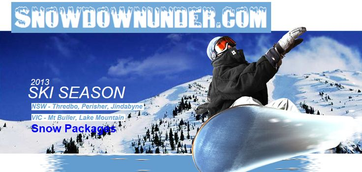 Snow Tours and Ski Holidays all inclusive coach tours or self drive packages to the Australian Snow Fields in Thredbo, Perisher, Jindabyne and Mt Buller.