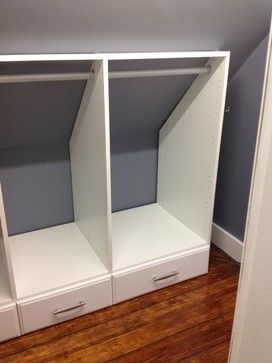 Attic Closet Design Ideas, Pictures, Remodel And Decor