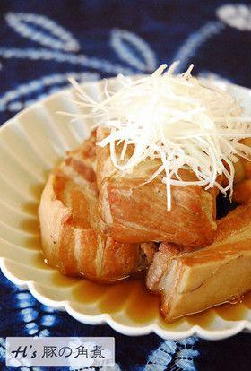 上品な味☆豚の角煮