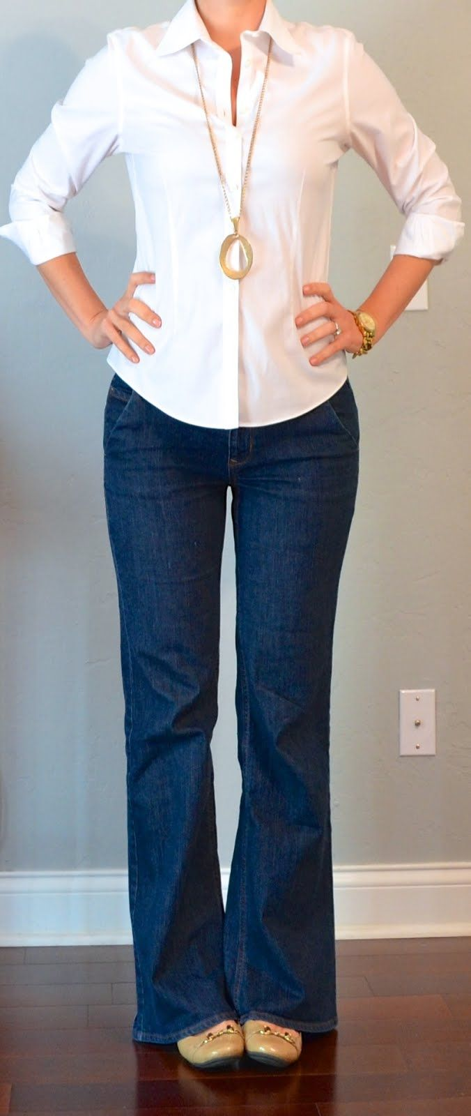 Outfit Posts: (outfit 14) one suitcase: business casual capsule wardrobe  outfitposts.blogspot.com