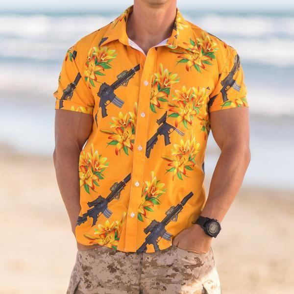 Aloha Mk18 Shirt Shirts Aloha Shirt Mens Tops