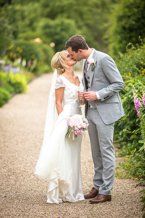 An Elegant Summer Time and Vintage Inspired Gaynes Park Venue Wedding on Love My Dress Photography by http://www.dominicwhiten.co.uk