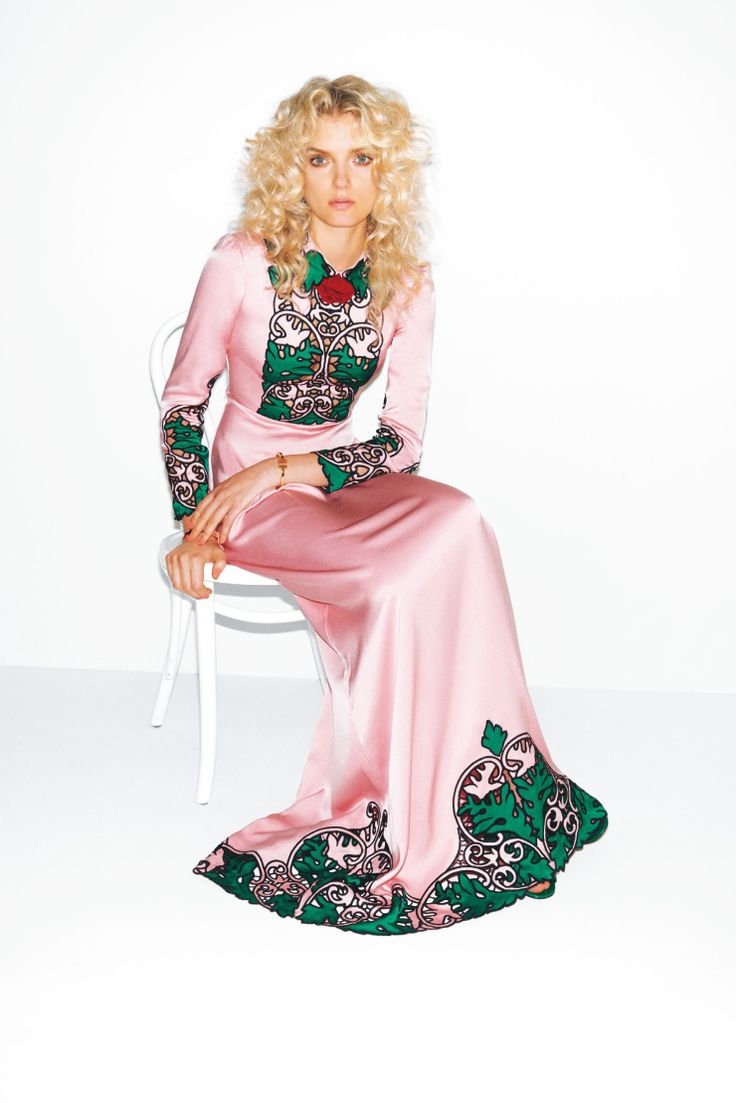 Lily Donaldson by Katja Rahlwes for Vogue Japan January 2016 3