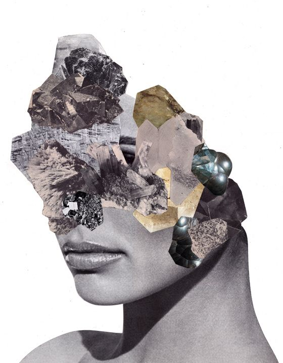 collage atavus: Jesse Draxler - Imaginal Cells, 2013