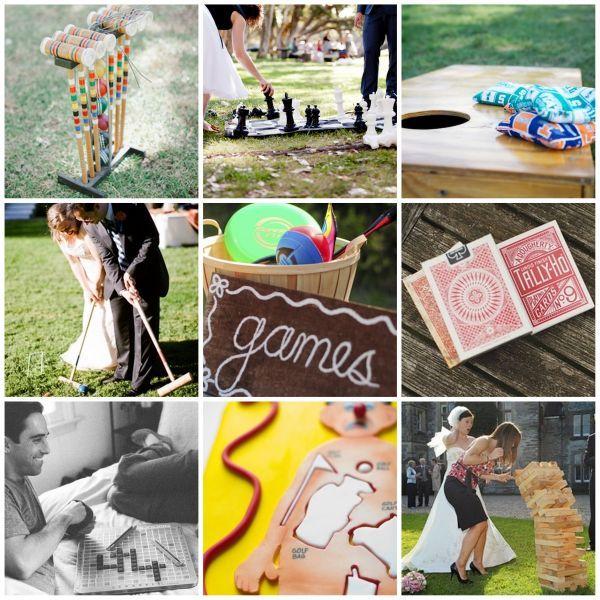 #Games - #croquet, #scrabble, #cornhole, etc. We love it!
