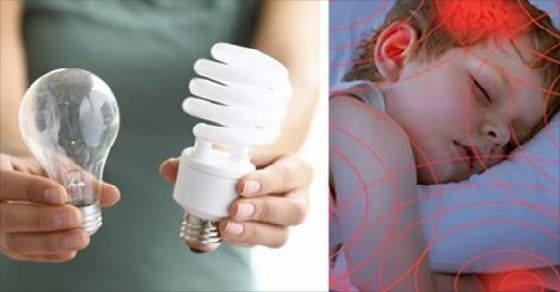 Why You Should Replace All These Light Bulbs Immediately.  Energy Efficient Light Bulbs Can Cause: Dizziness, Cluster headaches, Migraines, Seizures, Fatigue, Inability to concentrate, Anxiety