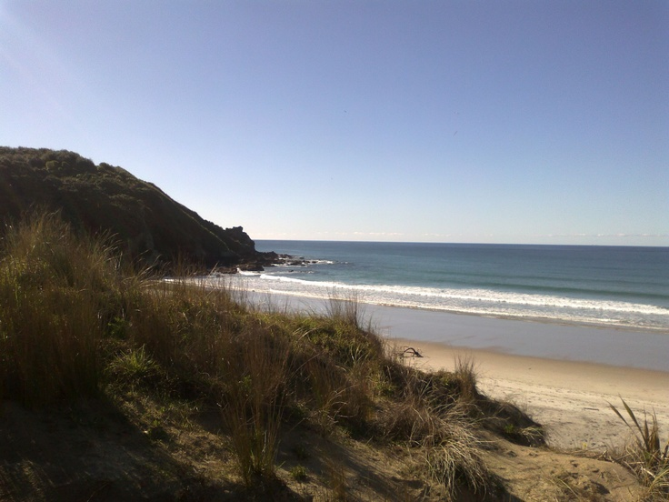 Forestry Beach, just south of Te Arai point