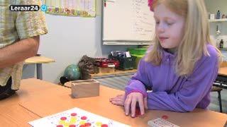 Filmpje leraar24 hoe ga je om met beelddenkers in de klas