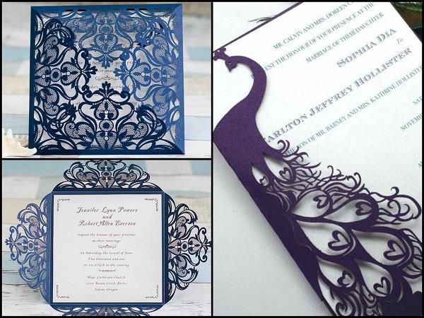 Unique And Creative Wedding Card Designs Of Every Style Indian Cardsindian Weddingswedding Designlaser Cut