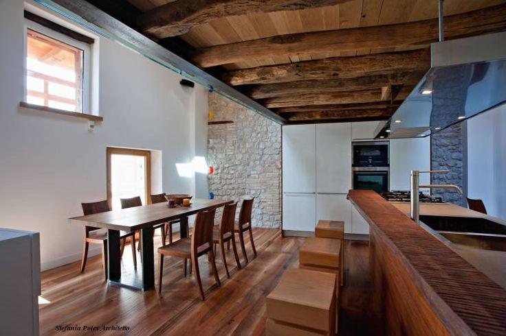 pavimento idee Rustico : Oltre 1000 idee su Moderno Stile Rustico su Pinterest Casali Moderni ...