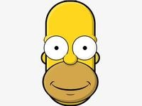 http://mzl.la/NUsgkj    ホーマー・シンプソン。/ Drawing Homer Face with CSS3 and a lot of cookies. By @bernarddeluna