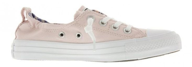 Converse Women's Chuck Taylor All Star Shoreline Slip Barely Rose/White