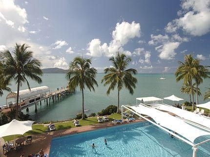 coral seas resort airlie beach
