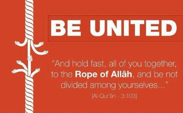 #be #united