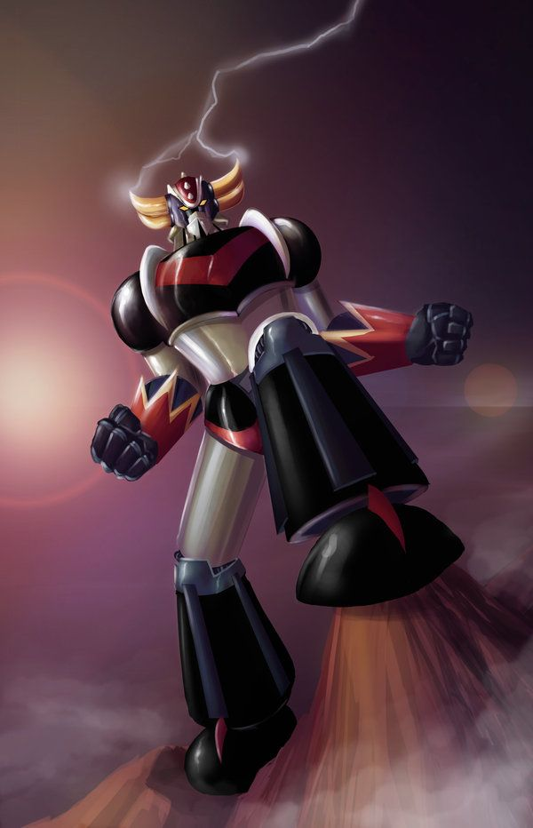Shogun Warrior Grendizer aka Goldorak
