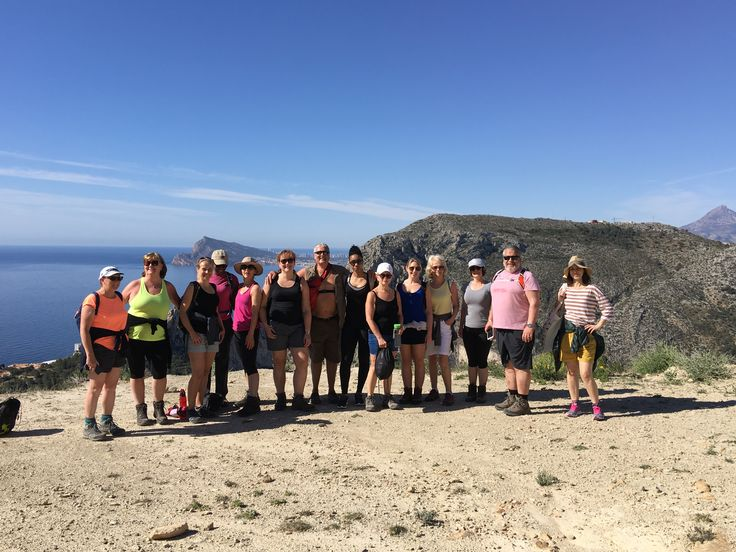 March Boot camp hikers again