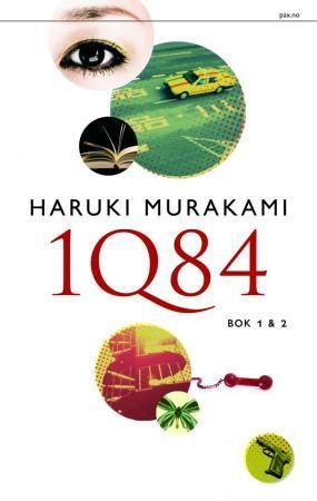 """1Q84 - bok 1 & 2"" av Haruki Murakami"