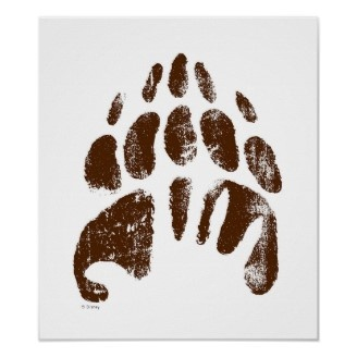 Design from Brother Bear, the symbol of coming of age and being a man.