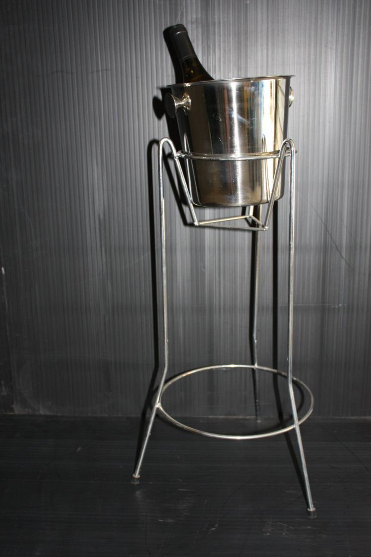 Wine Bucket and Stand