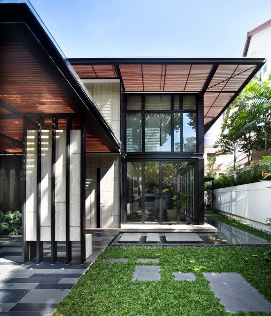 #architecture : One Tree Hill by ONG&ONG I Like Architecture
