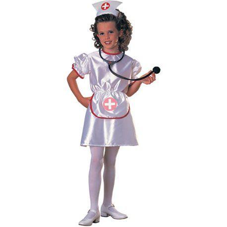 #Disfraz #enfermera infantil, perfecto para #fiestas de #fin de #curso o representaciones #escolares. Para más info entra en nuestra #tienda de #disfraces #online. Clica aquí http://mercadisfraces.es/medicos-y-enfermeras/disfraz-enfermera-infantil.html