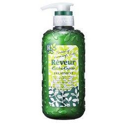 Japan Gateway Reveur Rich&Repair - Кондиционер для слабых, сильно поврежденных волос, Питание и восстановление, 500 мл. (фото)