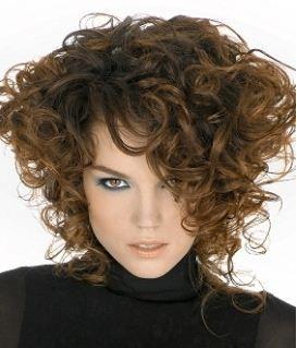 Tagli capelli 2012 ricci