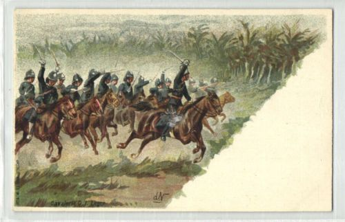 indonesia-Dutch-Indies-Colonial-Army-Cavalry-KNIL-1899