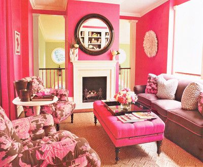 171 best Rooms with CoLoR images on Pinterest | Home ideas, For the ...