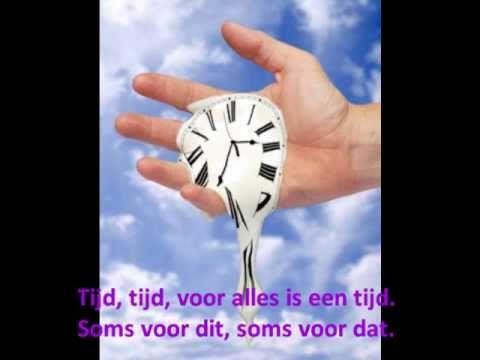Voor alles is een tijd- Trefwoord 2012-13