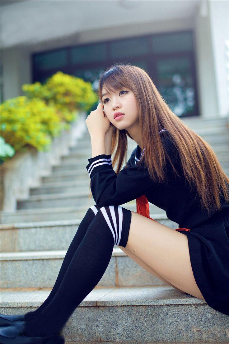 Japanese Cute Big Girl