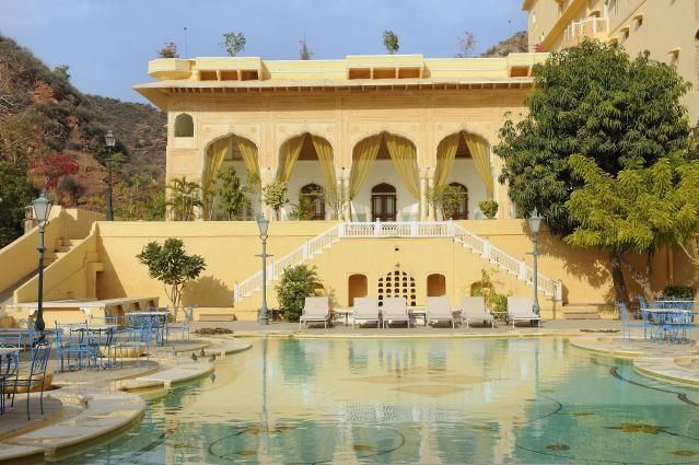 Have a Regal Stay at These Opulent Palace Hotels in India: Palace Hotels in Jaipur Rajasthan