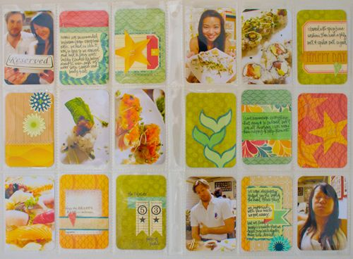 cute ideas for a 8.5x11 page for project lifeHawaii Projects, Scrappy Inspiration, Life Inspiration, Cute Ideas, Kelly Purkey, Colors Kelly, Projects Life, Cards, Goldsworthy Purkey