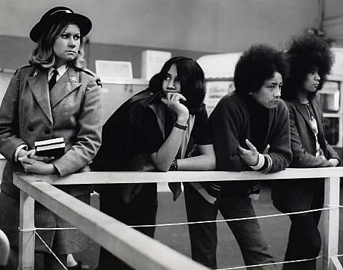 Ans Westra Wellington Trade Fair 1970