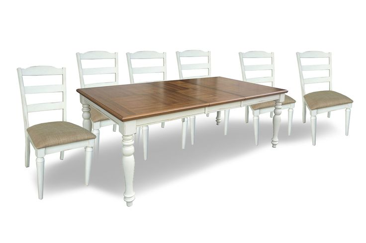 Chester 7-Piece Dining Set from Harvey Norman Ireland