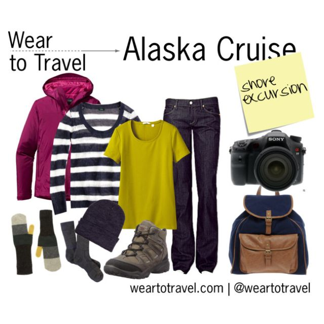 Wear to Travel: Alaska Cruise Shore Excursion by weartotravel