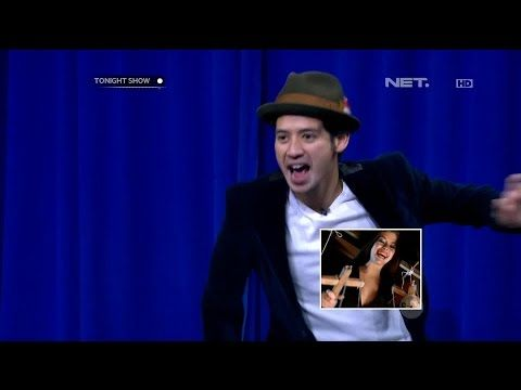 Tarra Budiman Ditantang Adu Dance - Tonight's Challenge - YouTube