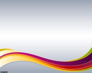 Corriente de Colores PPT es un diseño de plantillas de PowerPoint con efecto de ondas coloridas sobre un fondo gris, ideal para presentaciones que necesiten un toque moderno pero a la vez profesional, como ser presentaciones de cursos de universidad, trabajos de presentación de proyectos de clase o de la empresa, así como presentación de productos o servicios