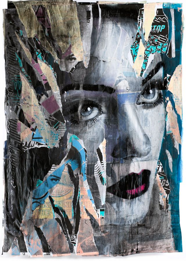 "RONE ""Darkest Before The Dawn"" San Francisco Solo Show September 8th StreetArtNews"