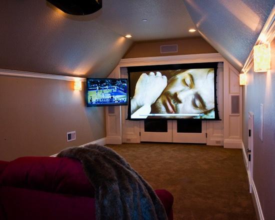 Bonus Rooms Design, Pictures, Remodel, Decor And Ideas   Page 16