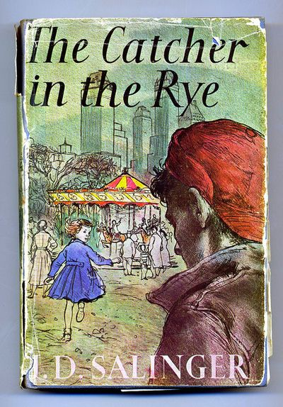 similarities between jd salinger and holden caulfield from the catcher in the rye Salinger, of course, was much older than holden caulfield when he wrote the catcher in the rye salinger demonstrated in his other writiings that he had a much better command of english than his.