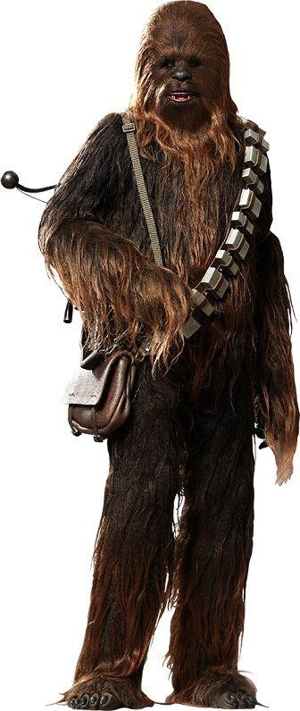 Star Wars A New Hope: Chewbacca Escala 1/6 - Hot Toys #chewbacca #starwars #figurasdeação #modernistablog